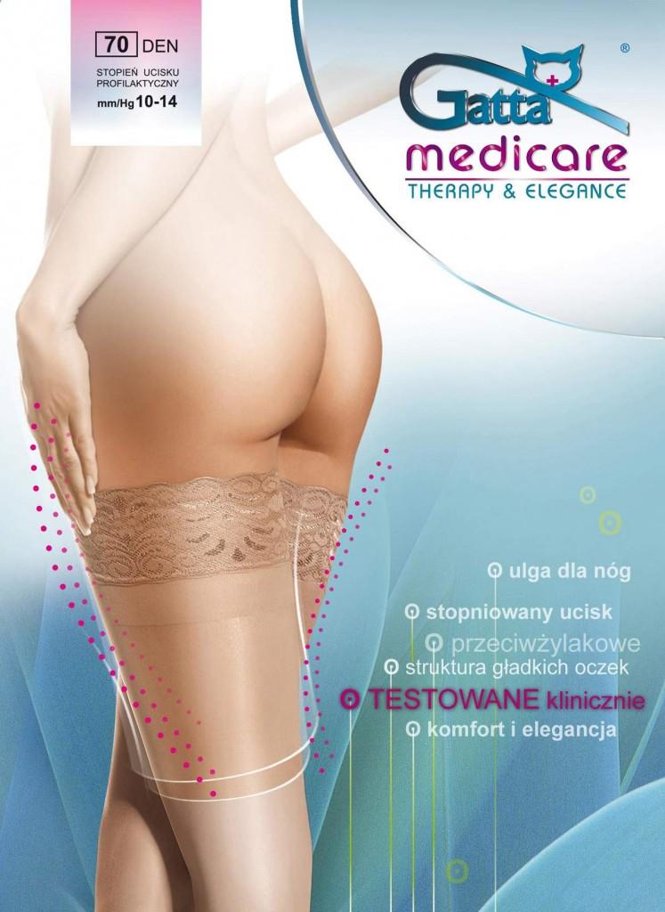 Gatta medicare kompresné pančuchové nohavice