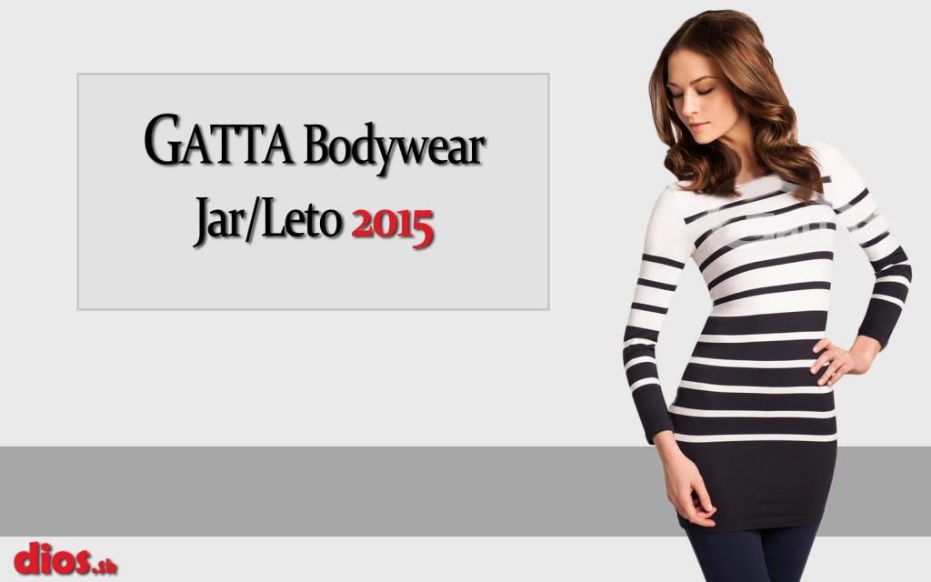 Gatta bodywear kolekcia oblecenia 2015