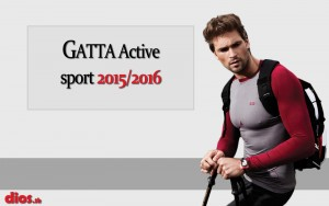 Gatta active funkčná termo bielizeň, termoprádlo