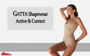 Gatta shapewear Active & Correct tvarujuca spodna bielizeň