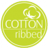 cotton-ribbed