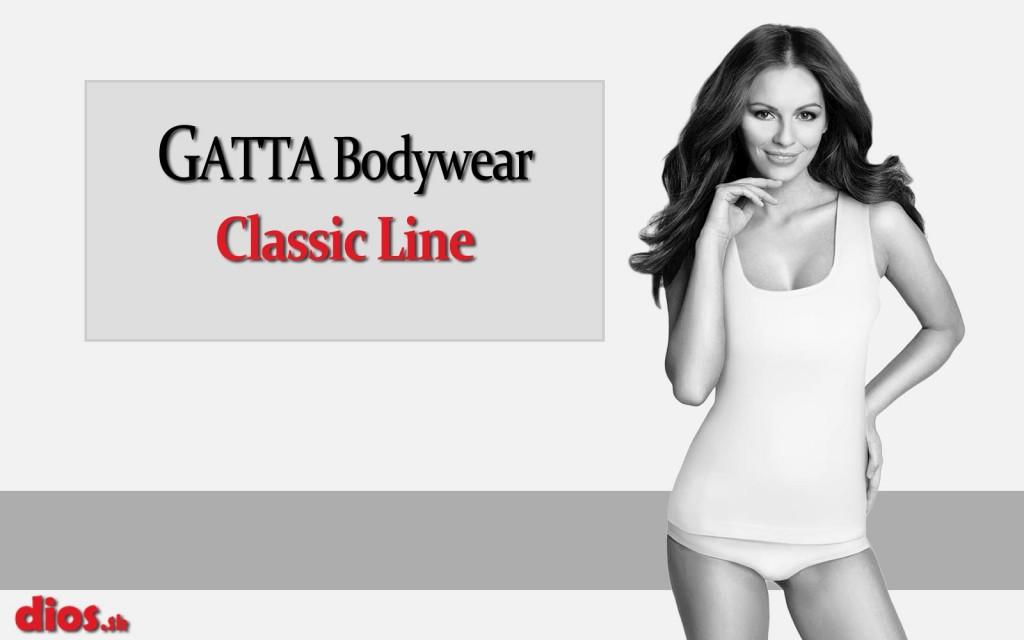 Gatta bodywear pohodlne spodne pradlo