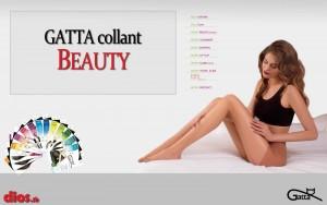 Gatta beauty zdravotne pancuchove nohavice