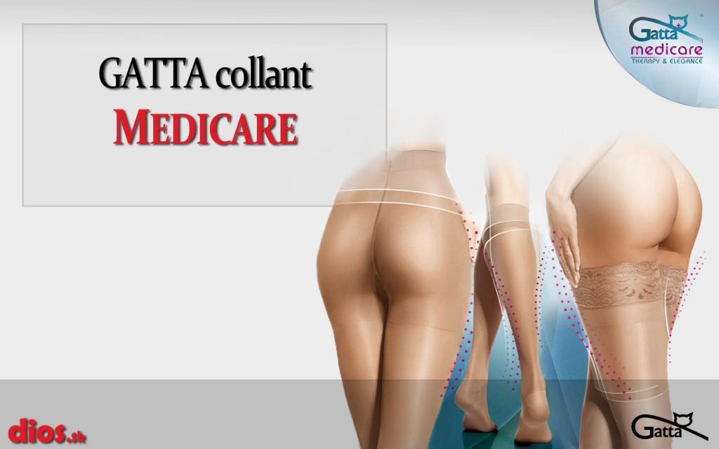 Gatta Medicare kompresne pancuchove nohavice