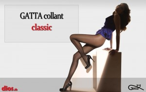 Gatta collant klasicka kolekcia pancuchovych nohavic