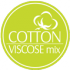 cotton-viscose-mix