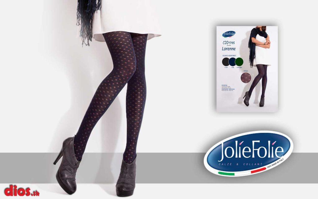 JolieFolie talianske pancuchove nohavice